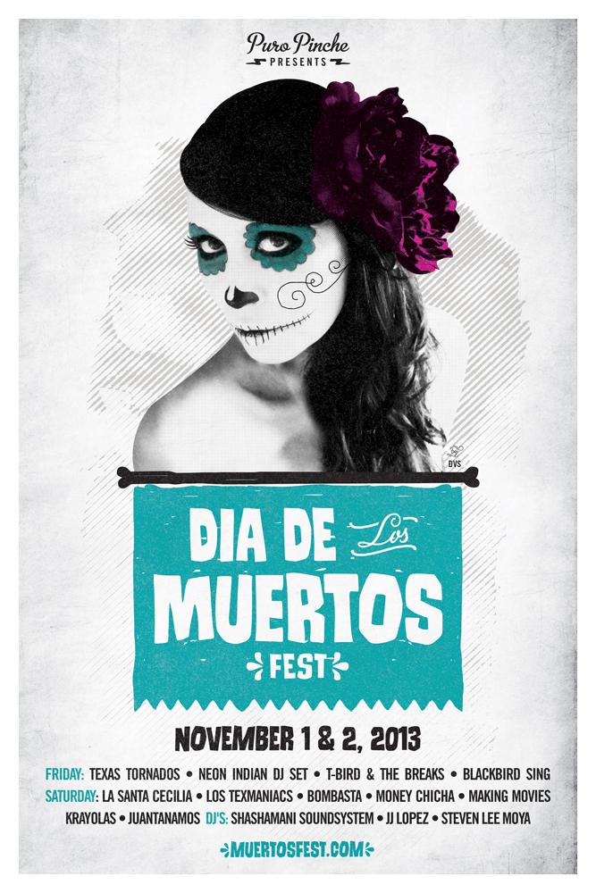 Dia De Los Muertos Fest 2013